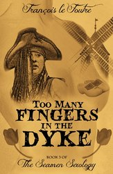 Gay pirate romance novel Too Many Fingers in the Dyke